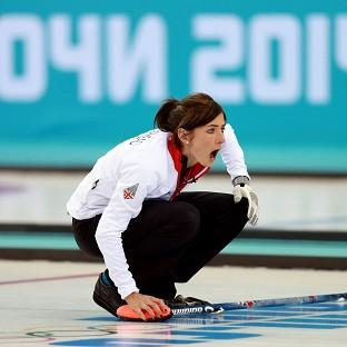 Great Britain's Eve Muirhead has led her side to victory in their last three matches