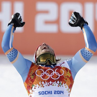 Kjetil Jansrud won super-G gold (AP)