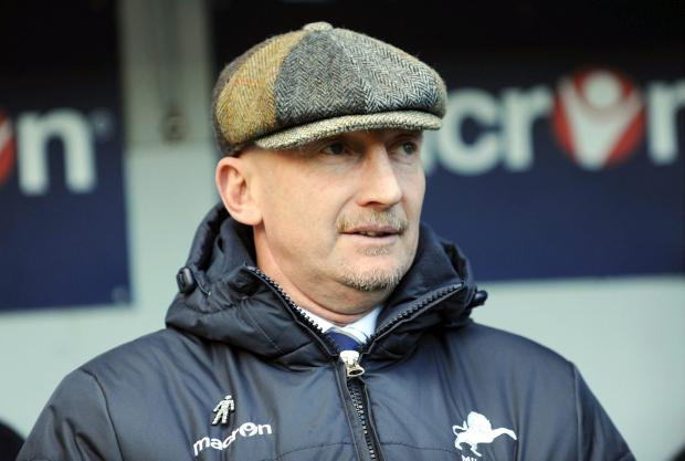 The Bolton News: BORE DRAW Millwall manager Ian Holloway
