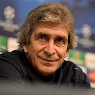 Manuel Pellegrini is confident City can overpower Barcelona