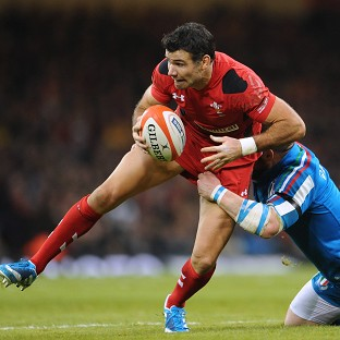 Mike Phillips has not been named in the starting line-up to face France