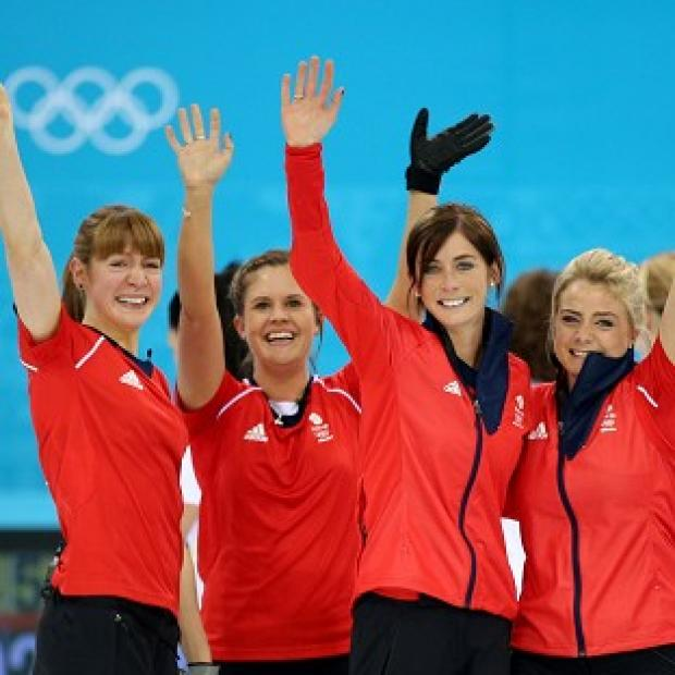 The Bolton News: Great Britain's women curlers edged out Switzerland to claim bronze