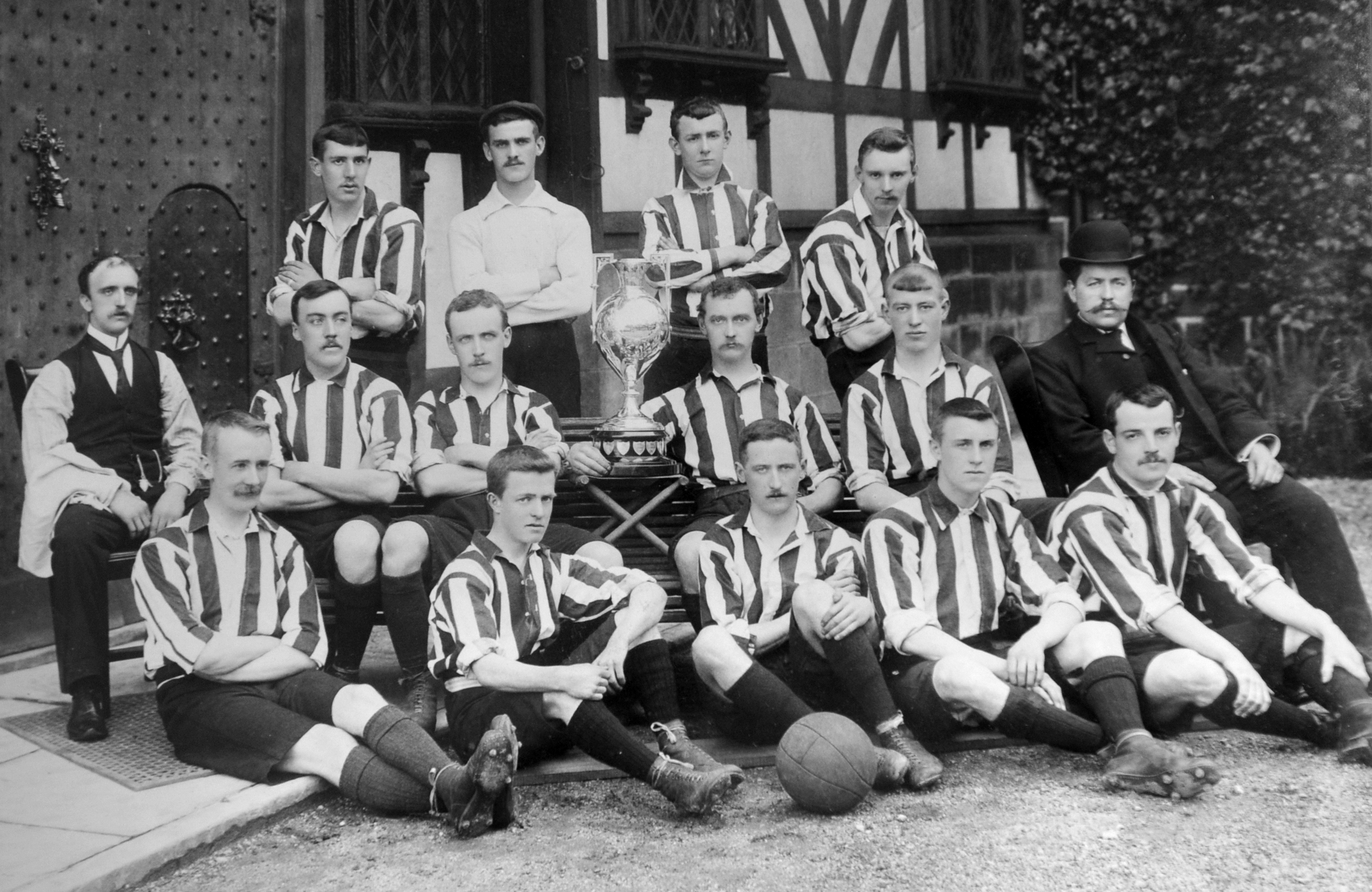 "Turton FC might not be oldest club - but it's legacy is ""second to none"", says leading academic"