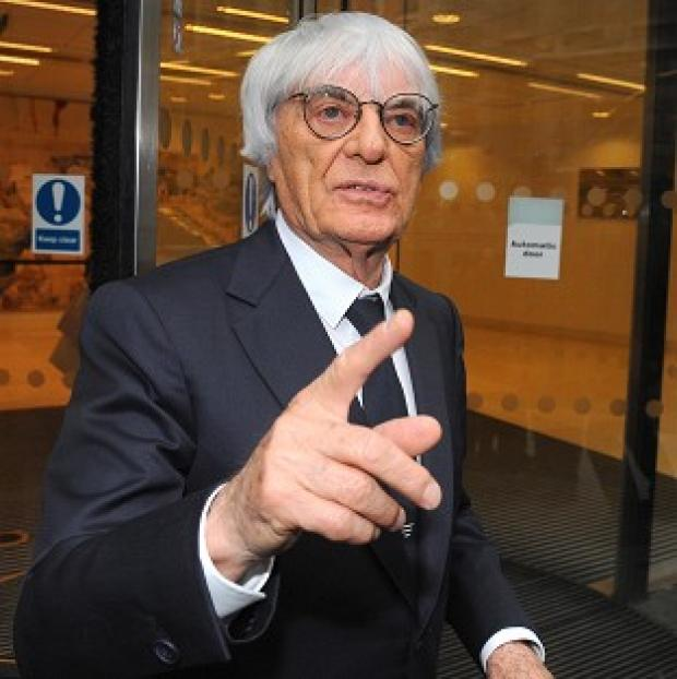 The Bolton News: Bernie Ecclestone does not know if comments from a High Court judge could impact on his bribery trial in April
