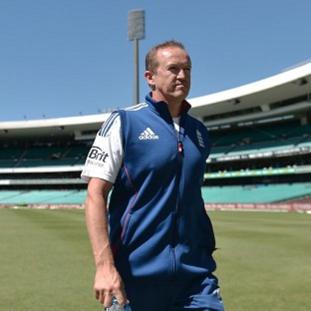 The Bolton News: Interviews to find Andy Flower's replacement with England will begin in April