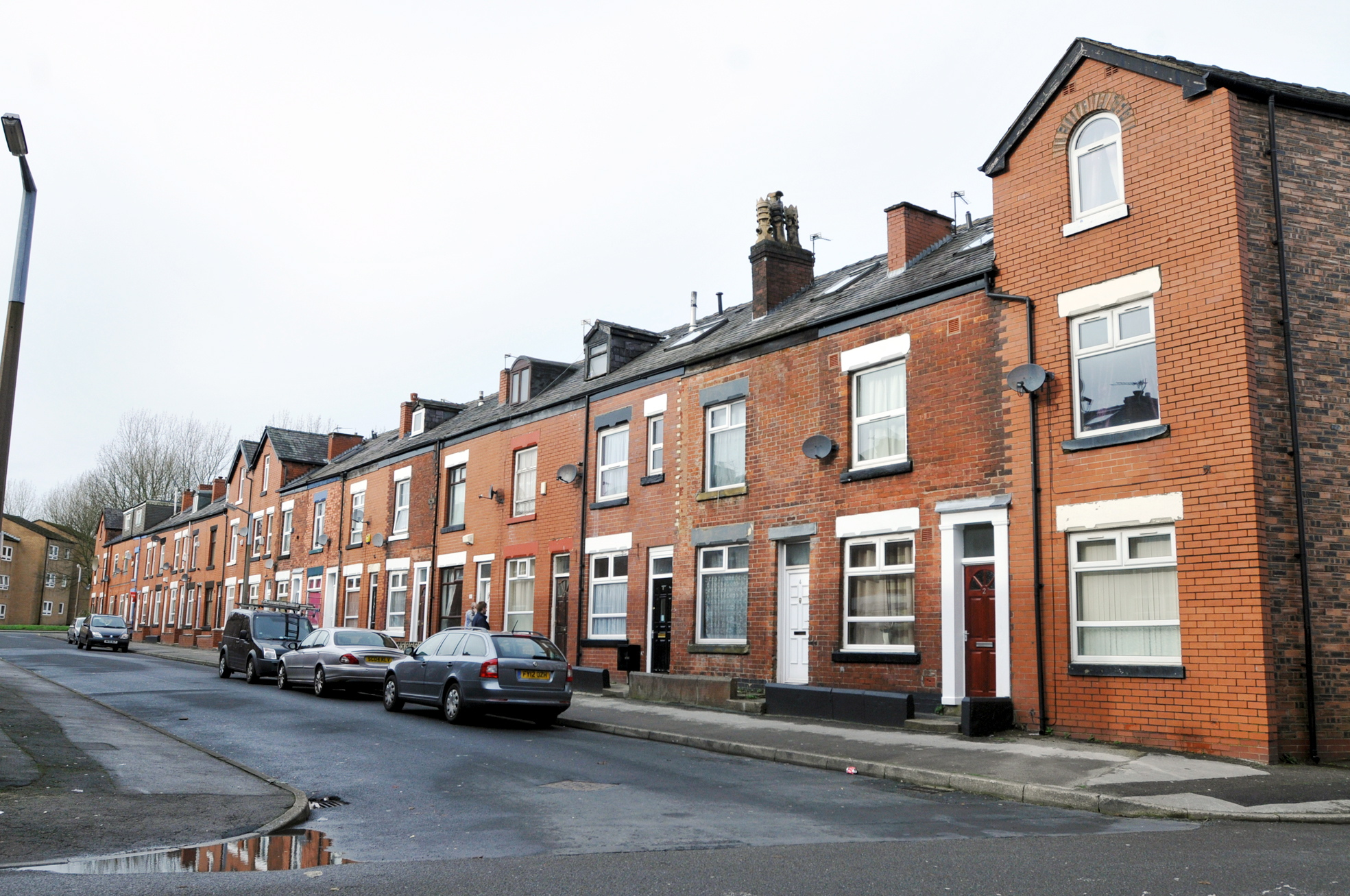 Revealed: Bolton's cheapest and most expensive streets