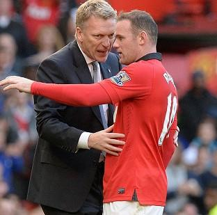 The Bolton News: David Moyes, pictured, says Wayne Rooney has 'become an all-round team player who is also a technically gifted footballer'