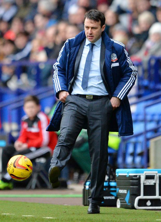The Bolton News: Dougie Freedman will lead his team into derby battle on Saturday