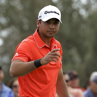 Jason Day was in control midway through the final round in Arizona (AP)