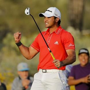 Jason Day won a dramatic 23-hole final in Arizona (AP)