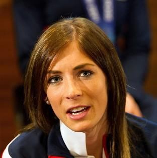 Eve Muirhead skippered Great Britain's women's curling team to bronze in Sochi
