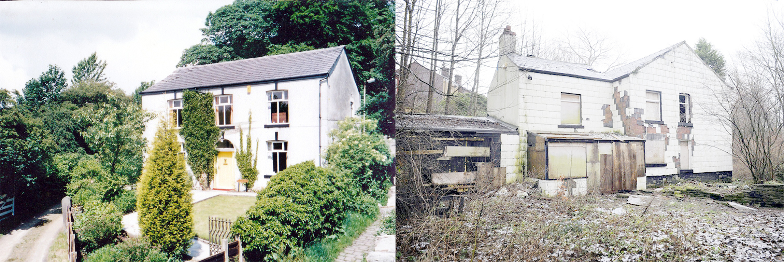 Plea to save historic Ivy Cottage in Smithills