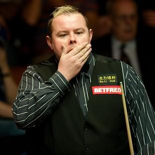 Stephen Lee has lost the first stage of his appeal