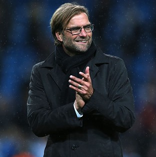 Jurgen Klopp was thrilled with his side's display