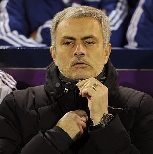 Jose Mourinho admits Chelsea need to start taking their chances