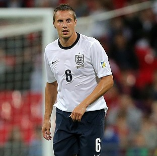 Phil Jagielka will miss games for England and Everton with a hamstring injury