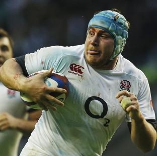 Ben Morgan is ready to take his chance as England's number eight