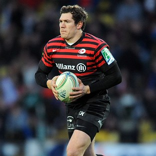 Alex Goode kicked 13 points as Saracens won at Bath