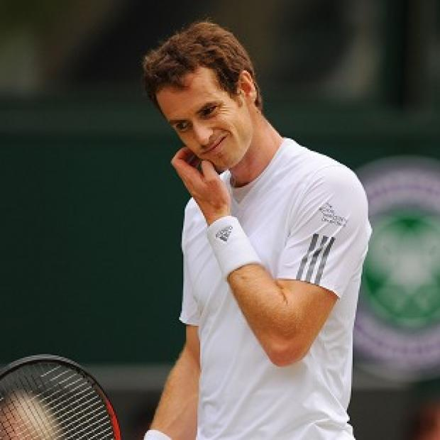 The Bolton News: Andy Murray lost in three sets