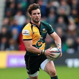 Ben Foden returned to action for Northampton