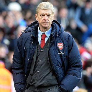 Arsene Wenger's side are four points off leaders Chelsea