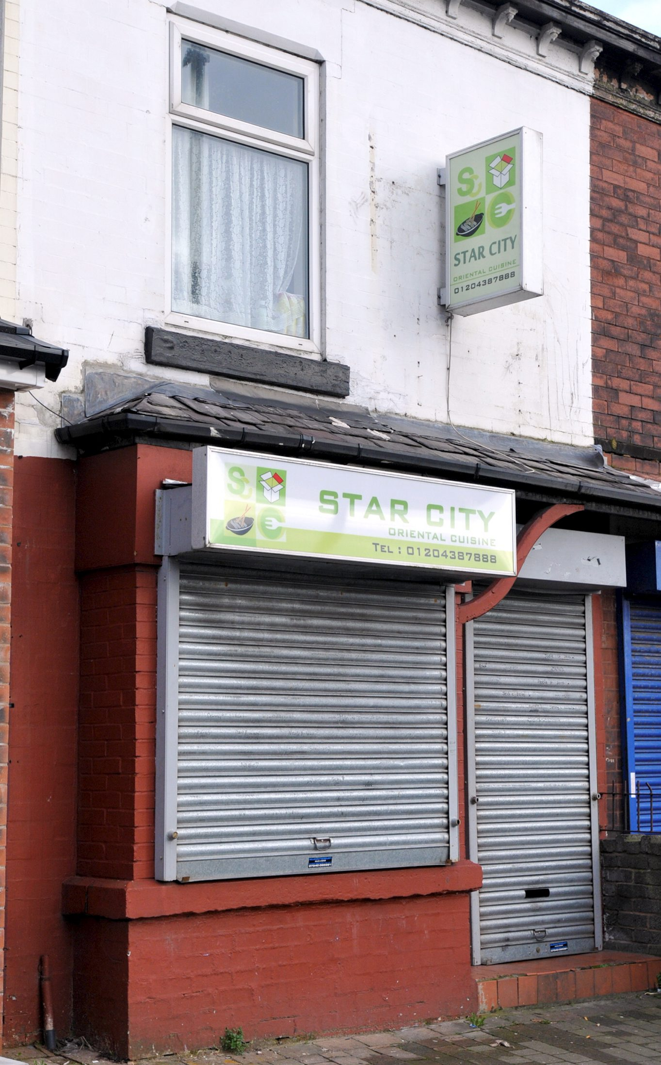 Takeaway closed over health fears