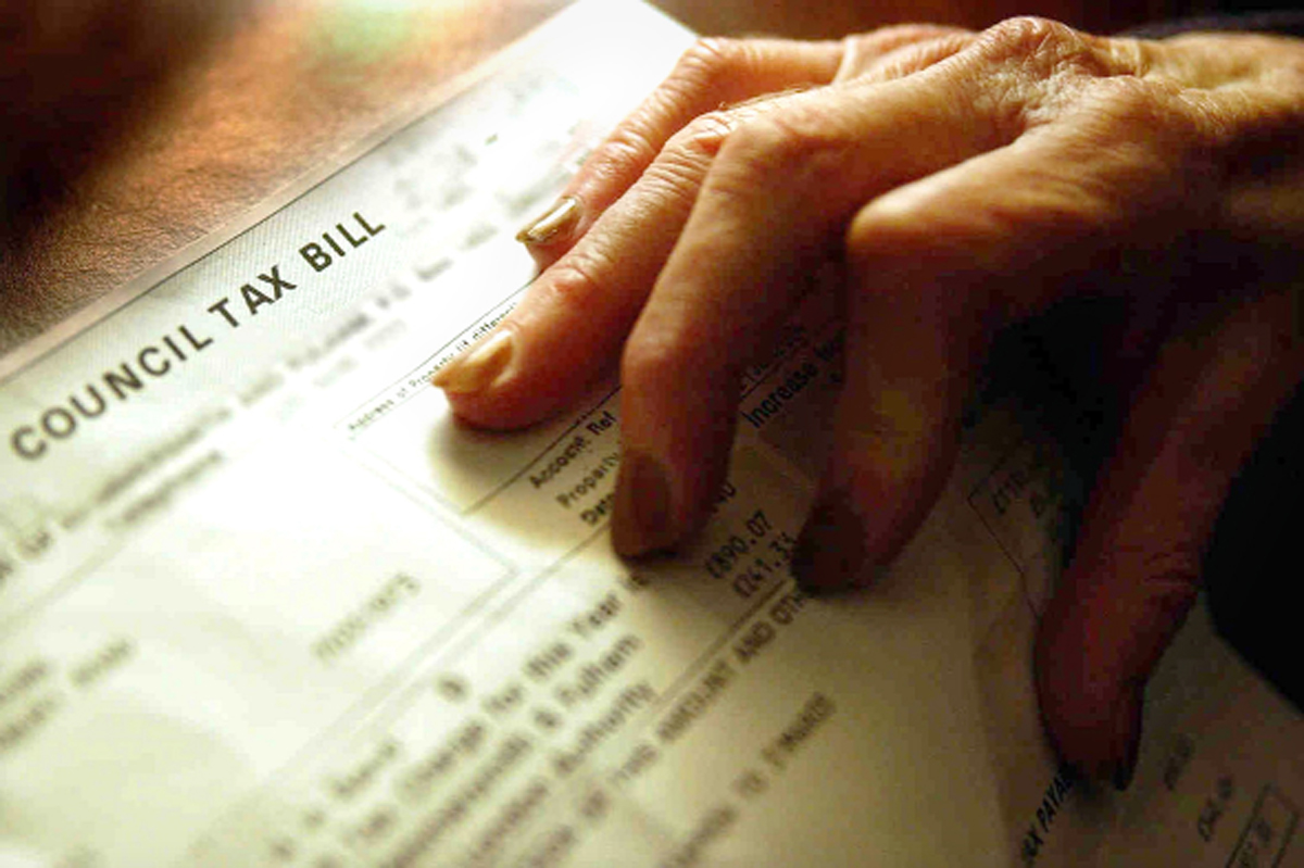 Warning over council tax band scam