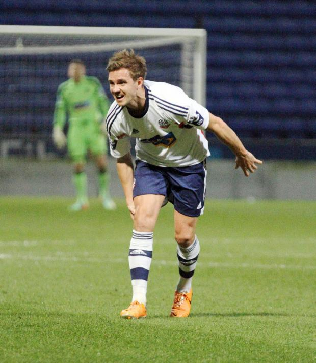 The Bolton News: Stuart Holden is already planning for his return to playing for Wanderers