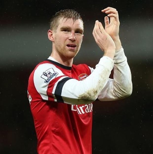 The Bolton News: Per Mertesacker has signed a new deal