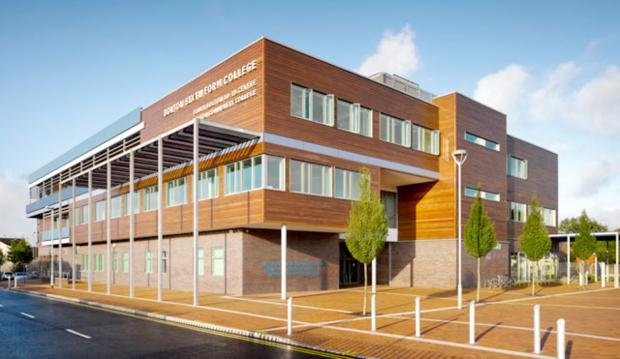 Bolton Sixth Form College's Farnworth campus