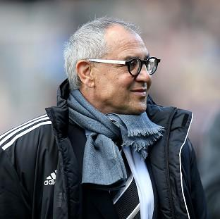 Manager Felix Magath is confident Fulham will avoid relegation