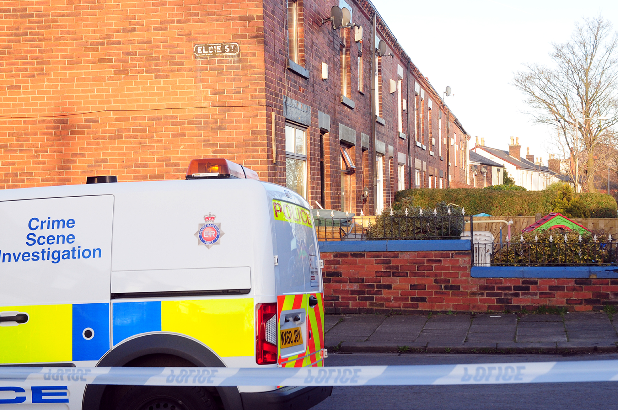 Murder investigation launched after man's body found in Farnworth house
