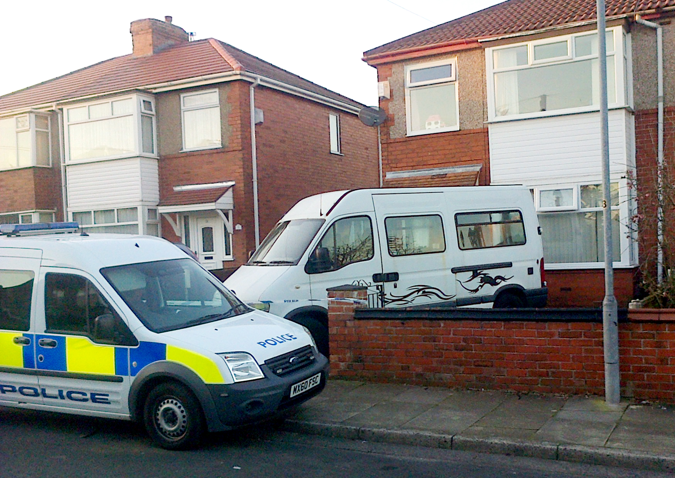 UPDATED: Third person arrested in Farnworth murder investigation