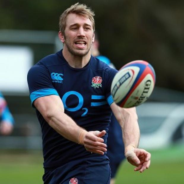 The Bolton News: Chris Robshaw hopes France can do England a favour