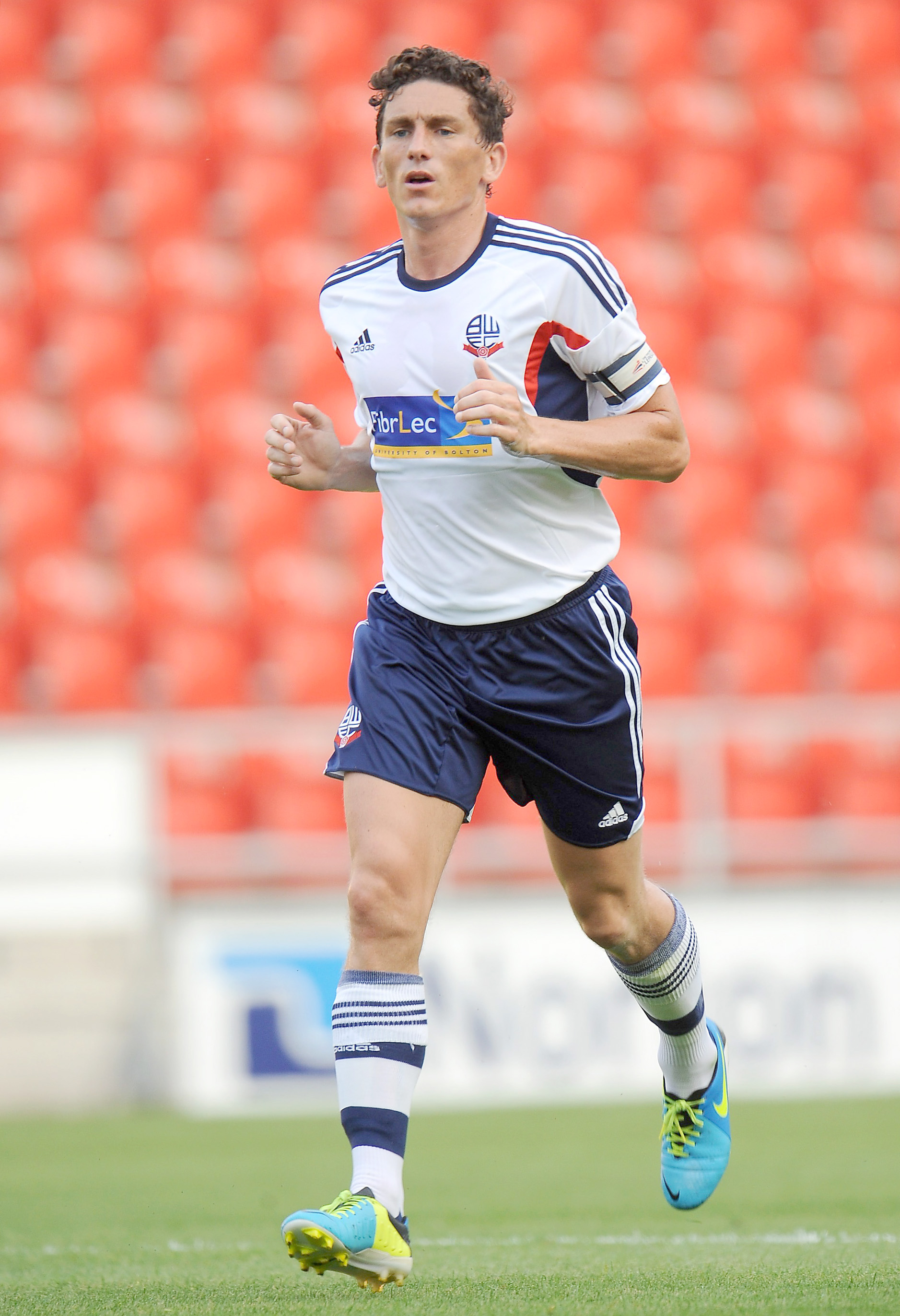 Will Wanderers fans see Keith Andrews in a Bolton shirt again?