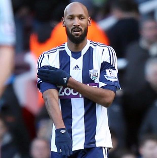 The Bolton News: Nicolas Anelka has been banned for five matches