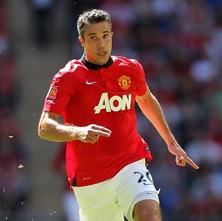 The Bolton News: Robin van Persie looks set to stay at Manchester United for the foreseeable future