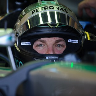 Nico Rosberg was quickest in final practice