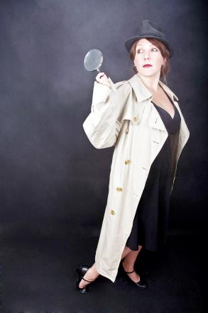 Sophie Willan turns detective in her comedy show