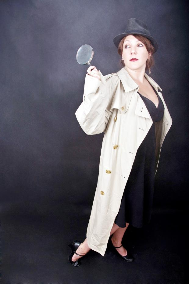 The Bolton News: Sophie Willan turns detective in her comedy show