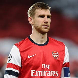 Per Mertesacker knows there is no room for error for Arsenal from now until the end of the season