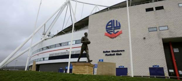 The Bolton News: The Reebok Stadium - soon to be called the Macron Stadium