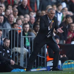 Felix Magath has confidence his side will avoid relegation following the win over Newcastle