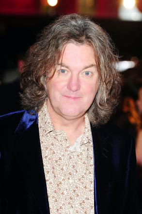 Top Gear presenter James May, who struck up a friendship with Tracey Murray on Twitter