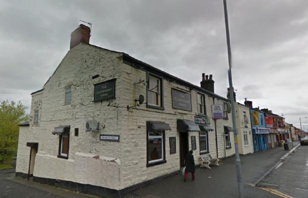 The Claremont Arms in Halliwell Road, Halliwell. Picture from Google Maps.