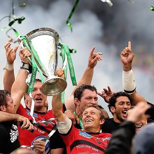 European peace is on the horizon, according to Saracens chief executive Edward Griffiths