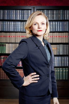 Maxine Peake will be a judge at Strictly Hospice