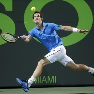 The Bolton News: Andy Murray cleared the first hurdle in his Sony Open title defence (AP)