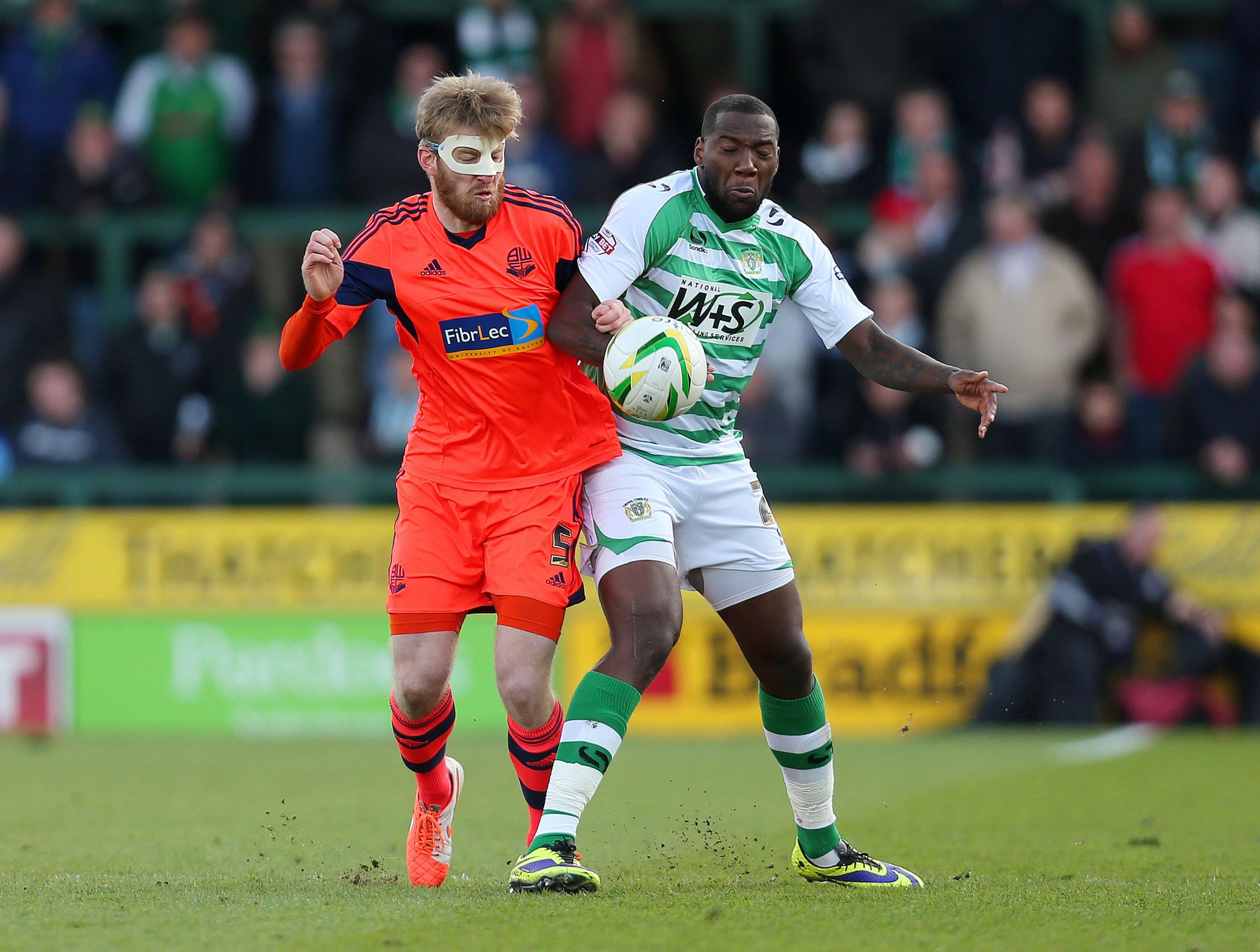 Tim Ream wants to cap a great season at Wanderers with a World Cup campaign