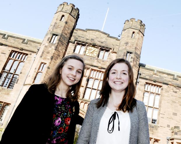 Two Bolton School pupils gain places on prestigious internship